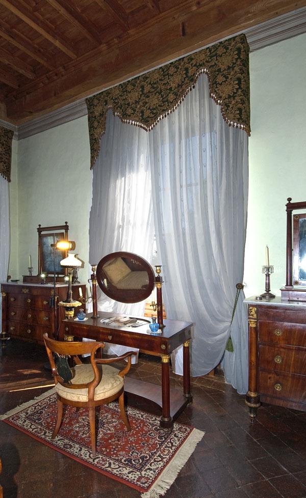 Camera Villa Bernardini