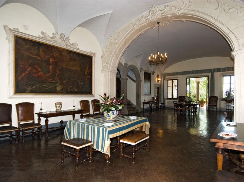 Villa Bernardini Salone