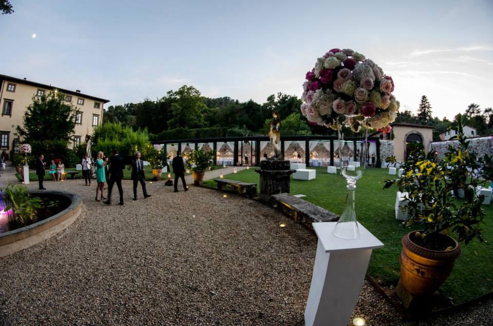 Eventi aziendali Villa Bernardini