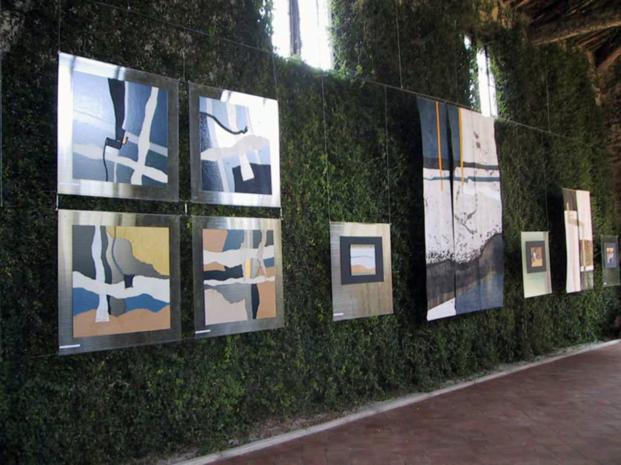 Vernissage villa bernardini