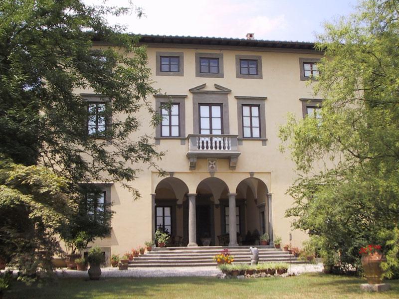 Villa Bernardini facciata