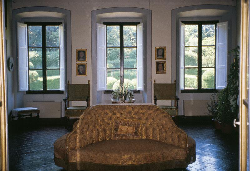 Villa Bernardini Salotto