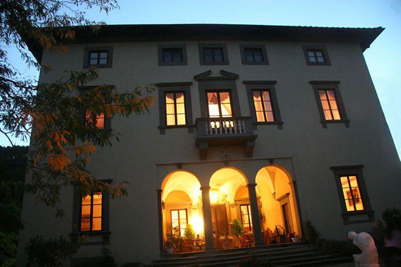 matrimonio in villa Lucca