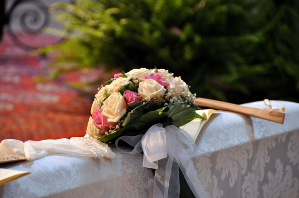 Bouquet di matrimonio