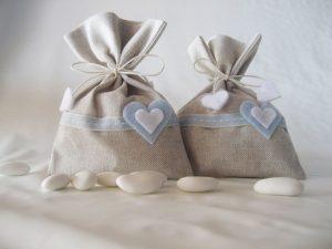 Confetti in sacchetti