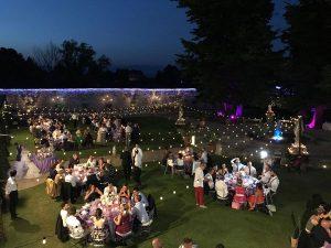 Cena nel Giardino segreto