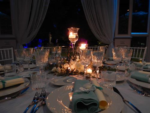 Progetto Matrimonio Banqueting - Villa Bernardini