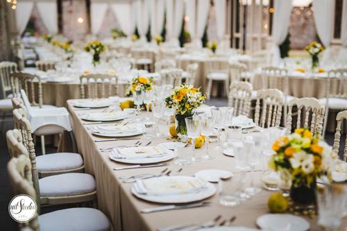 Progetto Matrimonio Catering - Villa Bernardini