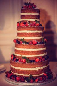 Torta Matrimoniale - Yuri & Alice Bakery