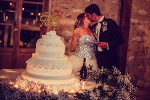 Torta Matrimonio - Yuri & Alice Bakery