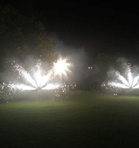 Villa Bernardini Fuochi d'artificio