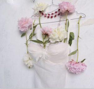 Body intimo da sposa