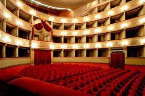 Teatro del Giglio - interno