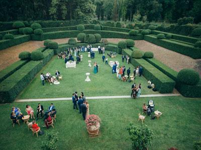Villa Bernardini Aperitivo