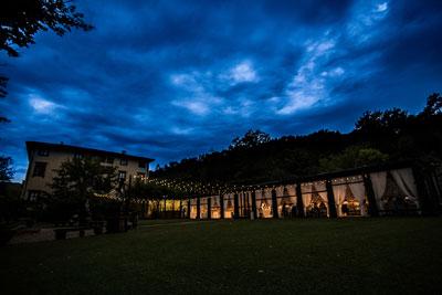 Organizza un ricevimento perfetto a Villa Bernardini