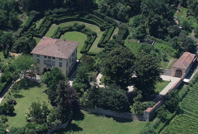 Villa Bernardini matrimoni