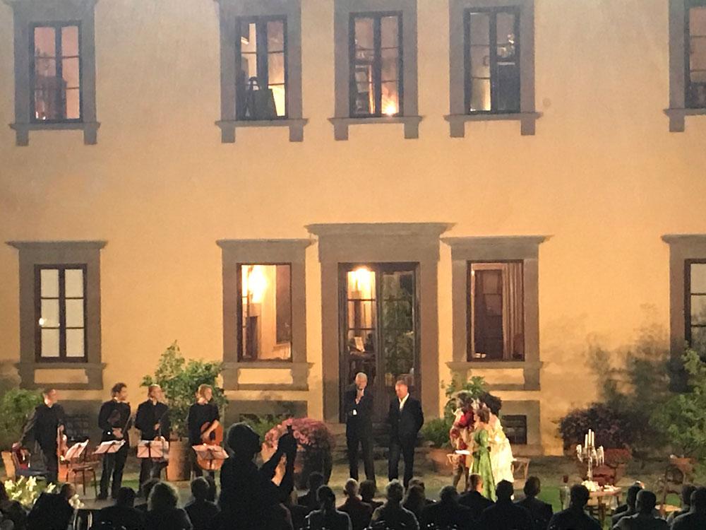 Eventi Aziendali a Villa Bernardini