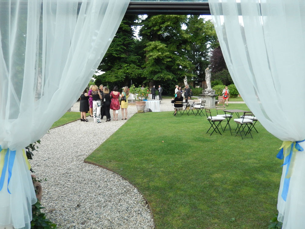 Eventi Business a Villa Bernardini