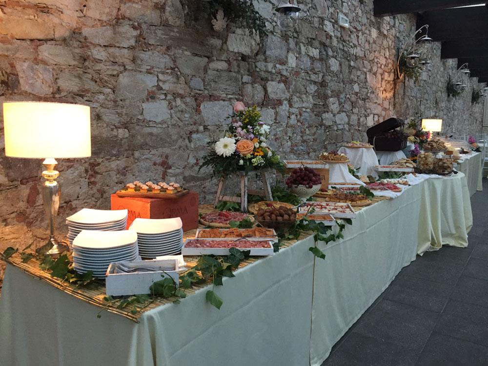 Ricevimenti esclusivi Villa Bernardini