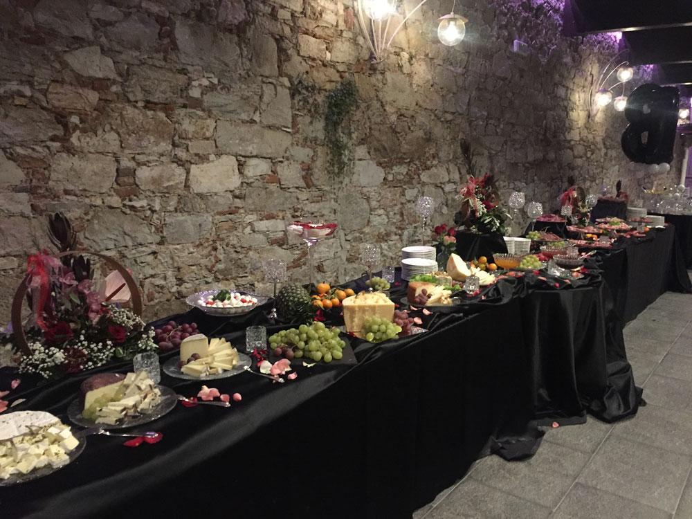 Ricevimento di gala Villa Bernardini