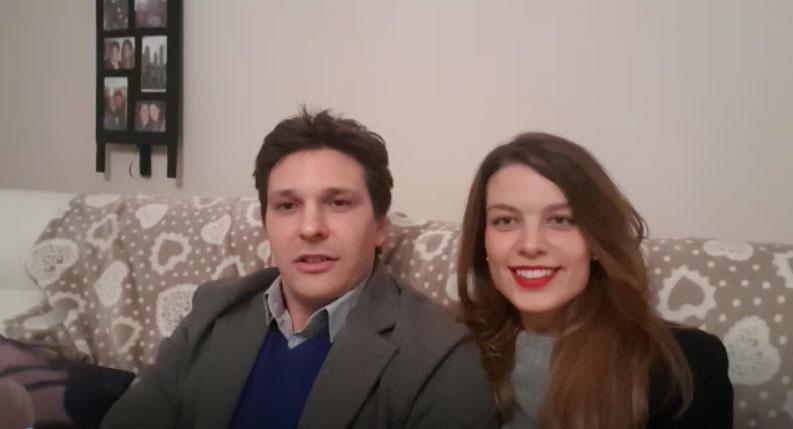 Matrimonio Roberto ed Eleonora