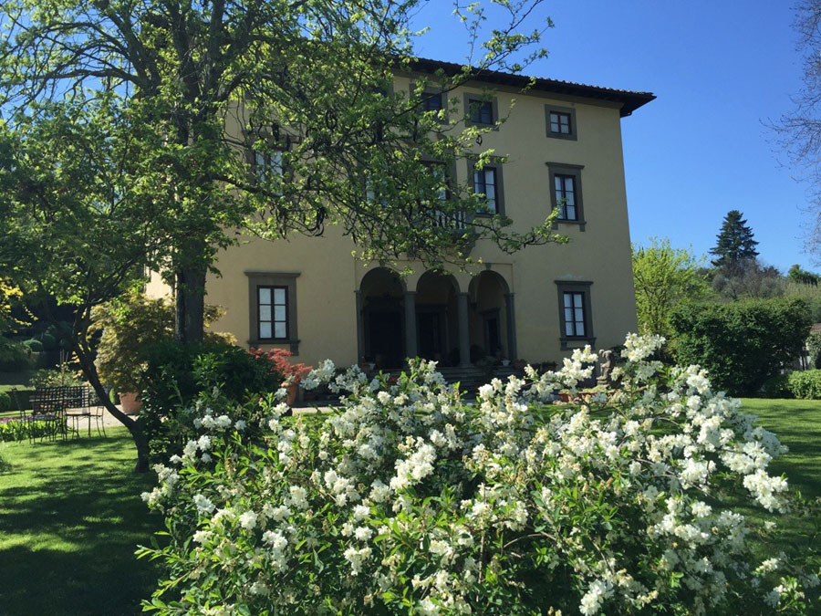 Villa Bernardini Lucca